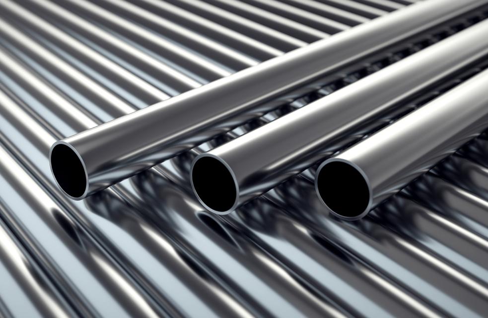 Tubo redondo para construcción de máquinas