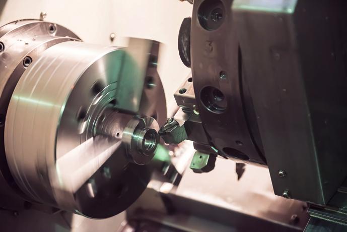 Mecanizado CNC y fabricación de series y prototipos