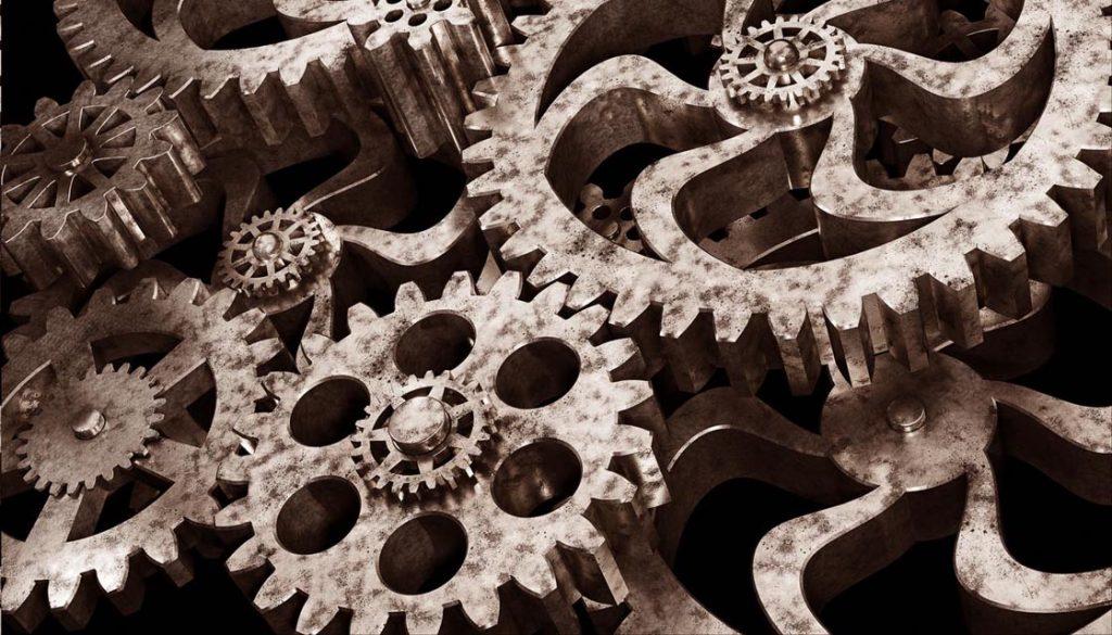Recuperación y restauración de máquinas